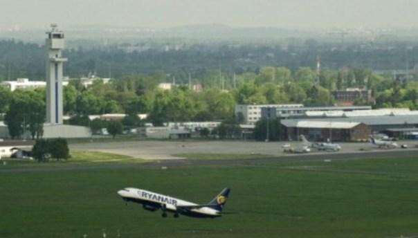 L'aeroporto Galilei di Pisa,