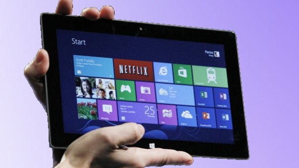 Windows 8.1. Tablet realease