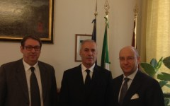 Sicurezza, vertice commercianti-polizia in Questura a Firenze
