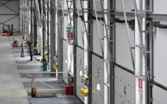 Smonta il capannone industriale per non pagare l'Imu