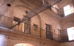 Corleone visita il carcere di Lucca, c'è sovraffollamento