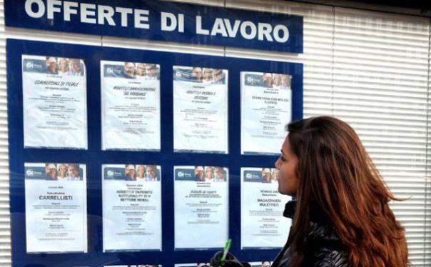 La disoccupazione affossa le giovani generazioni