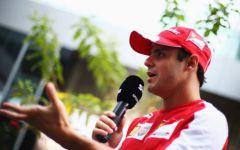 F.1, l'addio di Massa alla Ferrari