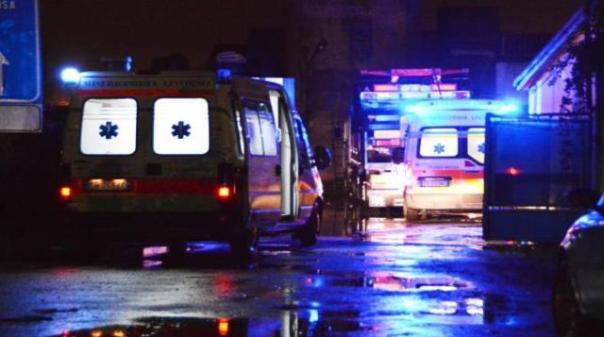 Grave incidente nella notte a Campi Bisenzio