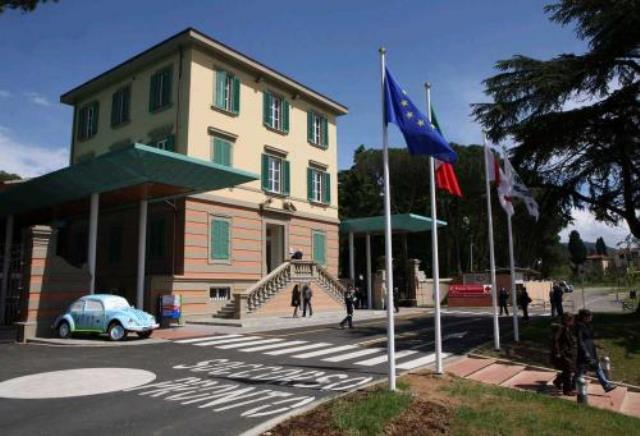 Il Meyer di Firenze dove è ricoverata la piccola albanese