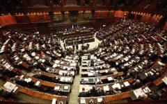 Politica, elezioni: proiezioni nazionali , con l' Italicum, dei risultati delle regionali