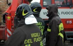 Livorno, danni per il forte vento di Grecale