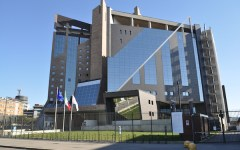 Firenze: serpenti in tribunale. Intervengono i vigili del fuoco