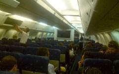 Atterrato a Milano l'aereo con i 300 turisti italiani bloccati in Messico