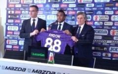 Fiorentina, Anderson: «Qui per vincere. E ... amo le donne» (AUDIO)
