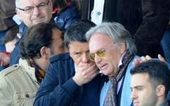 Renzi incontra Della Valle per lo stadio (e Montezemolo)