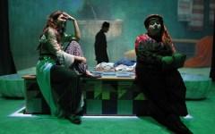 Firenze: «L'ultimo Harem» a Campi e «La bastarda di Istanbul» al Teatro di Rifredi: Serra Yilmaz mattatrice del mese a teatro