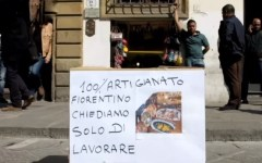 San Lorenzo, scatoloni in piazza: c'era una volta il mercato