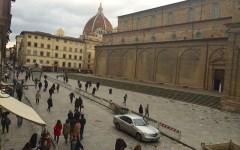 Firenze, San Lorenzo: Nardella aggredito stoppa gli ambulanti