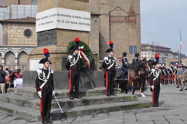 Il giorno della Liberazione di Firenze: suonano i rintocchi della Martinella