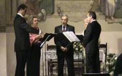 Firenze: a San Miniato, nel giorno dell'Immacolata, concerto gratis con le antiche Laude di Cortona