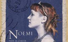 Noemi, con «Made in London», sbarca a Firenze