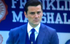 Montella scherza : «Se avessimo avuto Inzaghi in attacco ...». Poi annuncia il ritorno di Mario Gomez