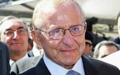 Menarini in lutto: addio al patron Alberto Aleotti