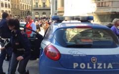 Turista americano accoltellato in piazza Duomo. Un anno dopo scrive a Firenze