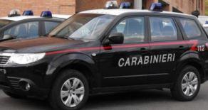 I Carabinieri hanno arrestato un marocchino urbriaco e rapinatore