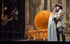 Firenze: debutta al Maggio Musicale «L'amour des trois Oranges»