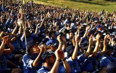 Scout a San Rossore: in 30 mila aspettano il Papa, invece arriverà  Renzi