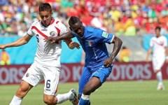 Mondiali 2014, l'Italia fa crac con la Costa Rica (0-1). Serve un pari con  l'Uruguay per non tornare a casa. Le pagelle