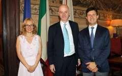 UE: a Firenze il vertice sulla cooperazione e lo sviluppo