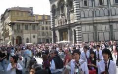 Firenze, agosto boom per i musei:  +18% i visitatori
