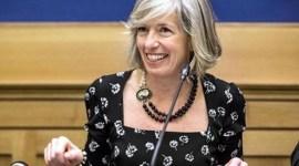 Il ministro dell'istruzione, Stefania Giannini