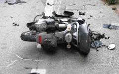 Arezzo: scooterista muore a 59 anni nello scontro frontale con un'auto
