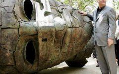 Pietrasanta, Igor Mitoraj: i funerali dello scultore lunedì 13 ottobre