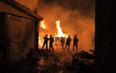 Firenze, sarà l'antimafia a indagare sul rogo di Rovezzano alla fabbrica di vernici
