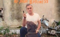 Firenze: arriva Morrissey all'ObiHall (oggi, martedì 21 ottobre, alle 21)