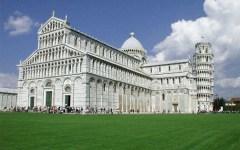 Pisa. protesta degli studenti contro il governo