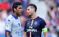 Parigi: un mese di carcere a Brandao per una testata a Thiago Motta nel campionato francese