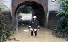 Maltempo: a Grosseto allagamenti e strade bloccate. Scuole chiuse a Castiglione della Pescaia