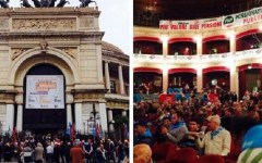 Pensioni: giovedì 17 dicembre a Firenze, Torino e Bari assemblee di protesta di Cgil, Cisl e Uil
