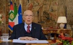 Napolitano: il secondo addio di «re Giorgio». Fiducia a Renzi e all'Italia, avanti con l'Europa