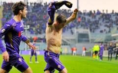 Fiorentina batte il Palermo con il cuore in gola: 4-3. Arbitro inguardabile. Come Gomez. Pagelle