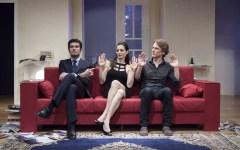 «Ospiti» con Cesare Bocci, Eleonora Ivone e Marco Bonini al Teatro Puccini