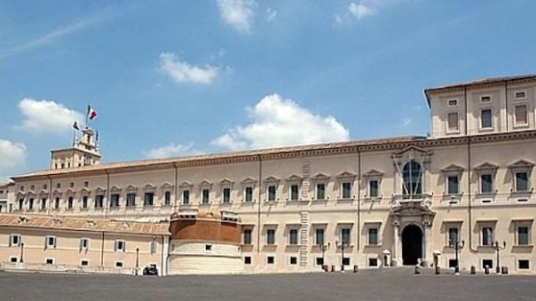 Il Palazzo del Quirinale