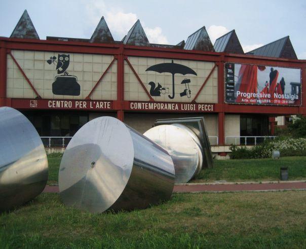 Il Centro Pecci di Prato