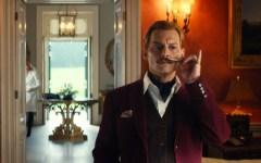 Cinema: esce «Mortdecai», con Johnny Depp. Il fascino che colpisce.