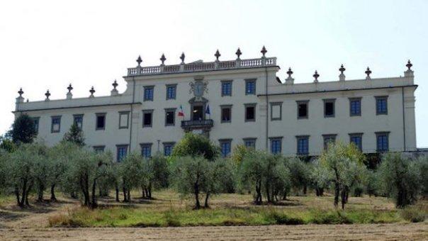 La scuola nazionale magistrati di Castel Pulci, a Scandicci