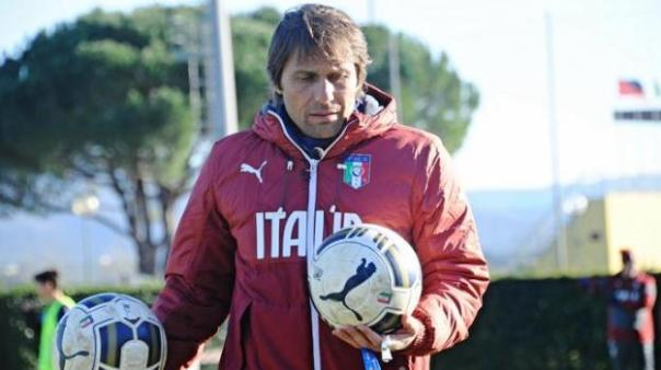 Il ct dell'Italia, Antonio Conte. I fatti contestati si riferiscono a quando allenava il Siena