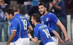 Bene l'Italia del primo tempo: con Valdifiori e Pellè (gol). Poi cresce l'Inghilterra. Ed è pareggio: 1-1. Pagelle