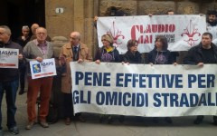 Omicidio stradale: manifestano le associazioni, vogliono una data certa per l'approvazione della legge