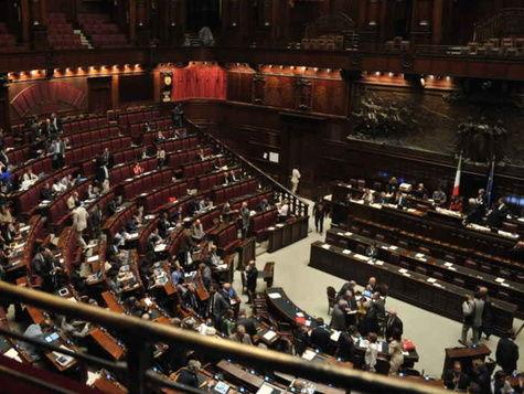 La Camera vota